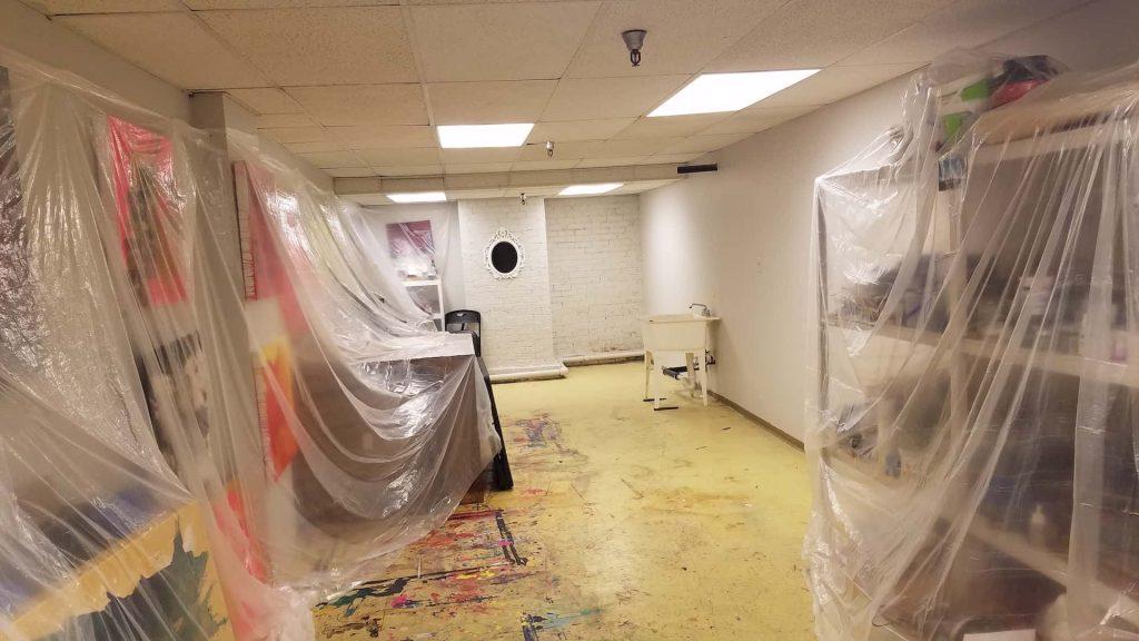 studio repairs