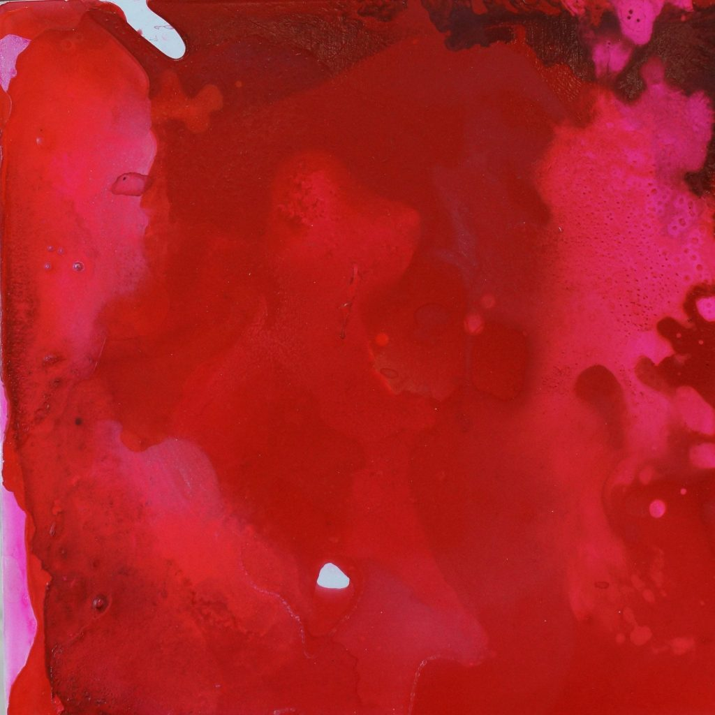DS RED 5 8 X 8 MIXED MEDIA ON PANEL $112.00.jpg